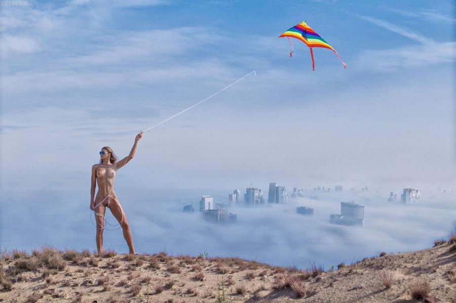 Fun Activities Include Kites