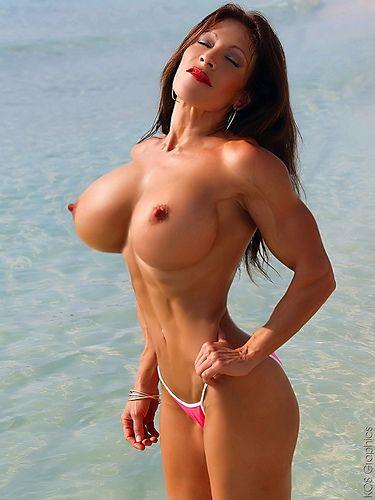 Nena Cortes Topless