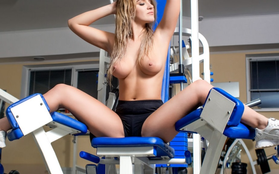 Tits & Multi Gym ))