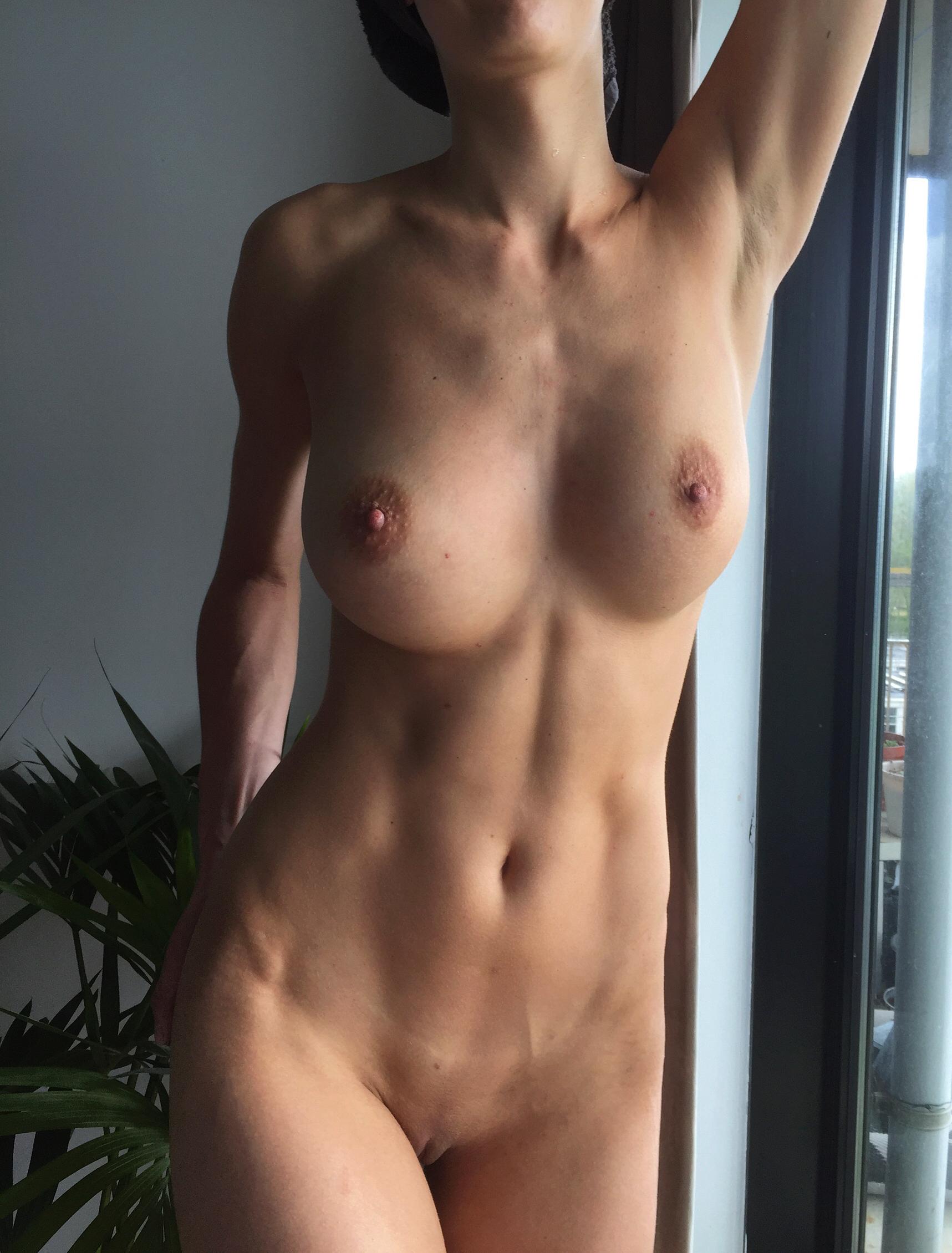 After Shower Selfie