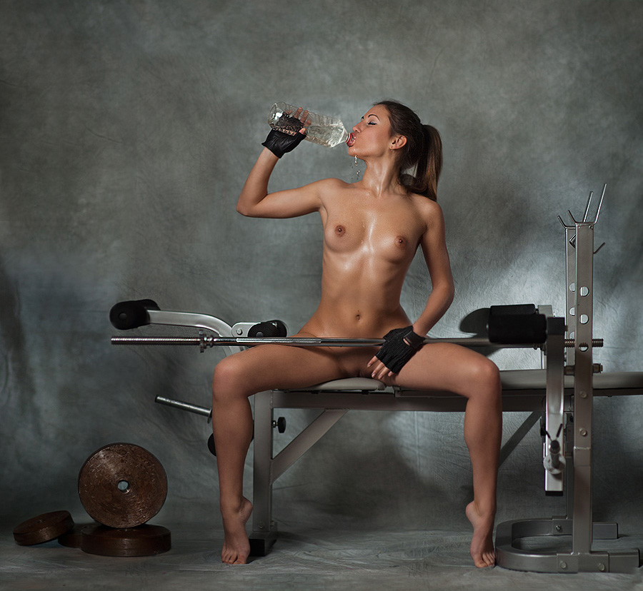 Working Out And Hydrating