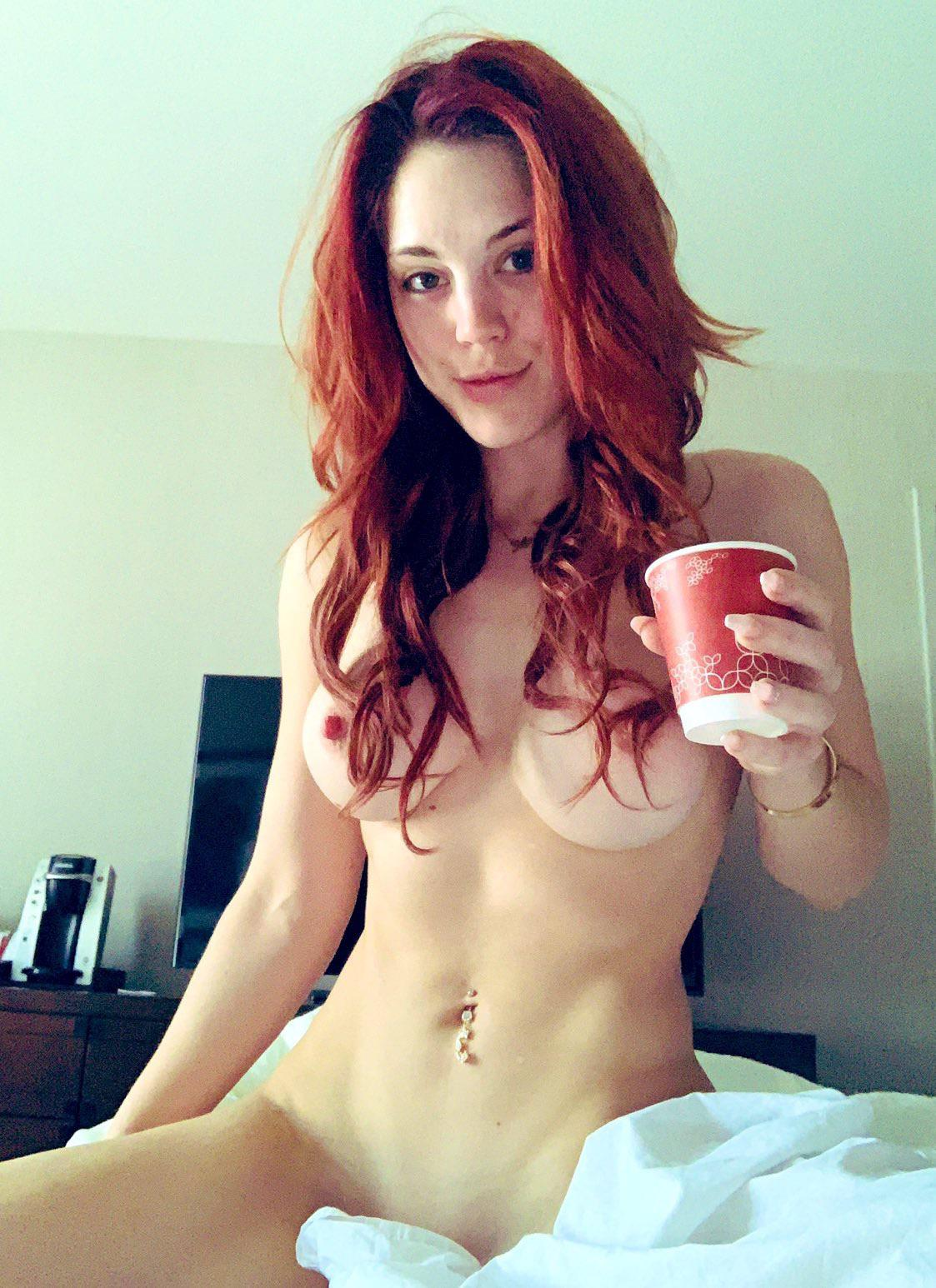 Molly And Her Morning Cup