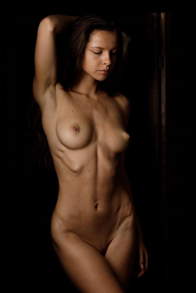 Yulia Zubova's Perfect Body