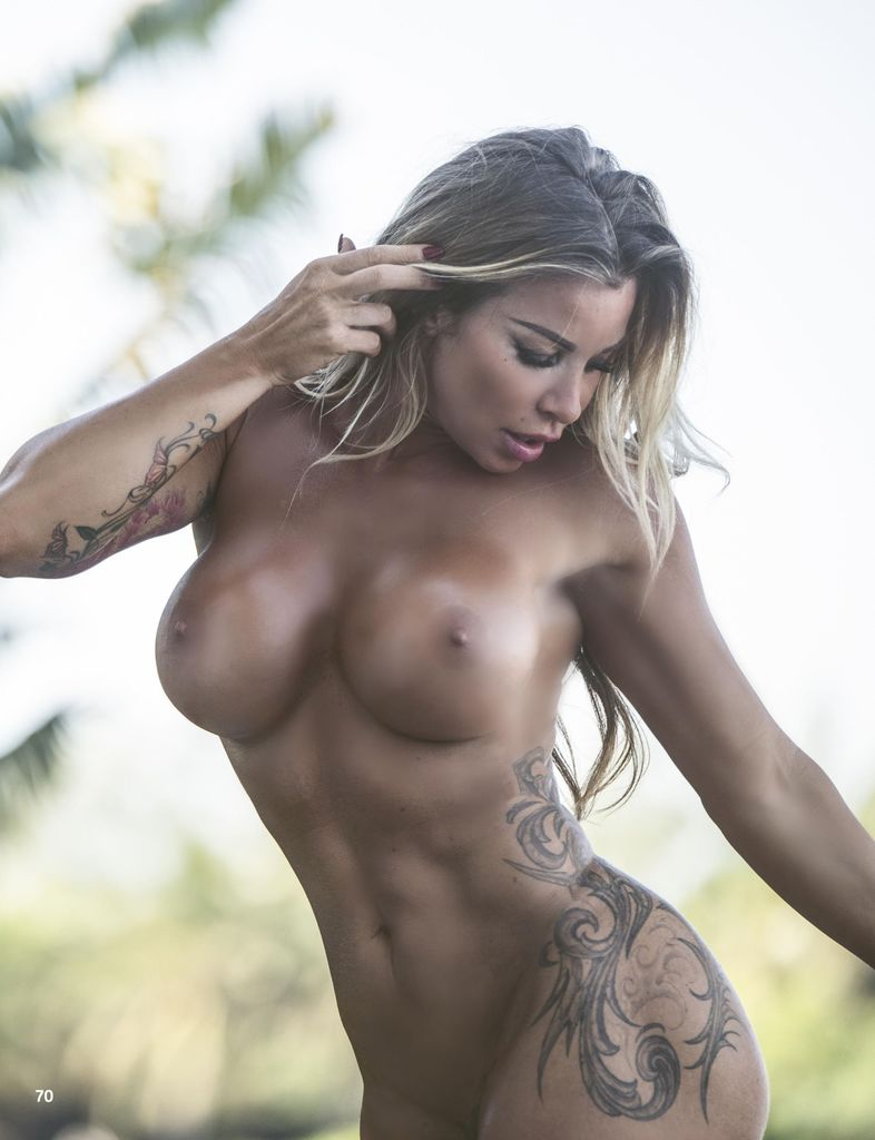 Fit women naked sex