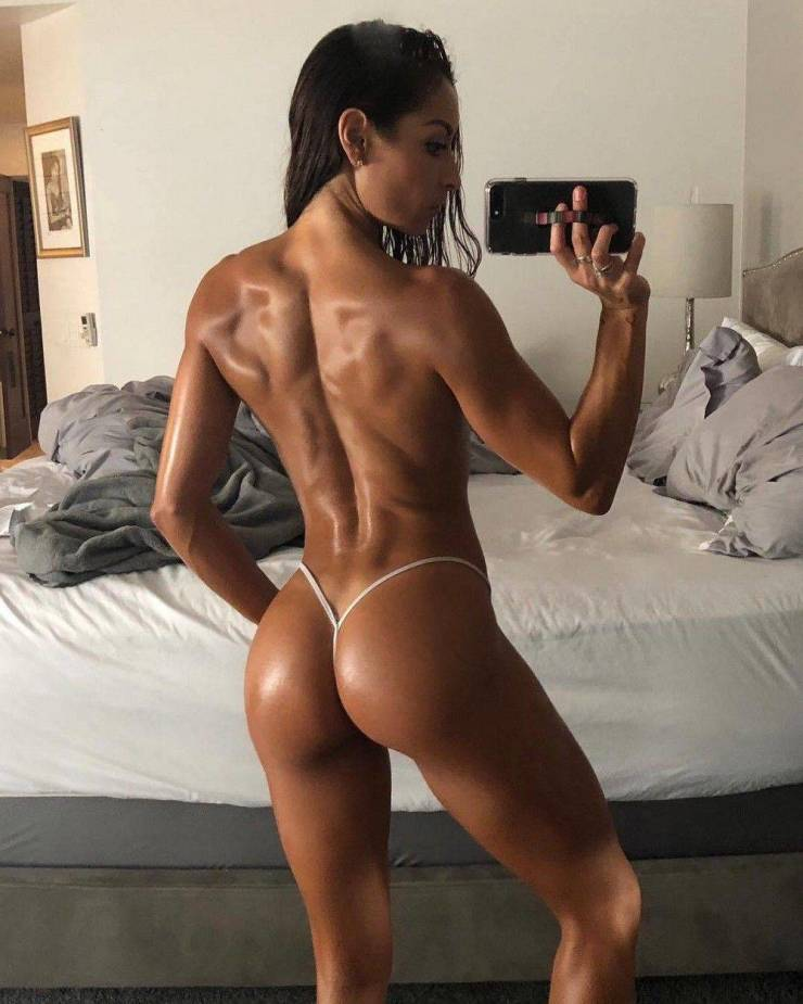 Could Bounce A Dime Off That Ass!