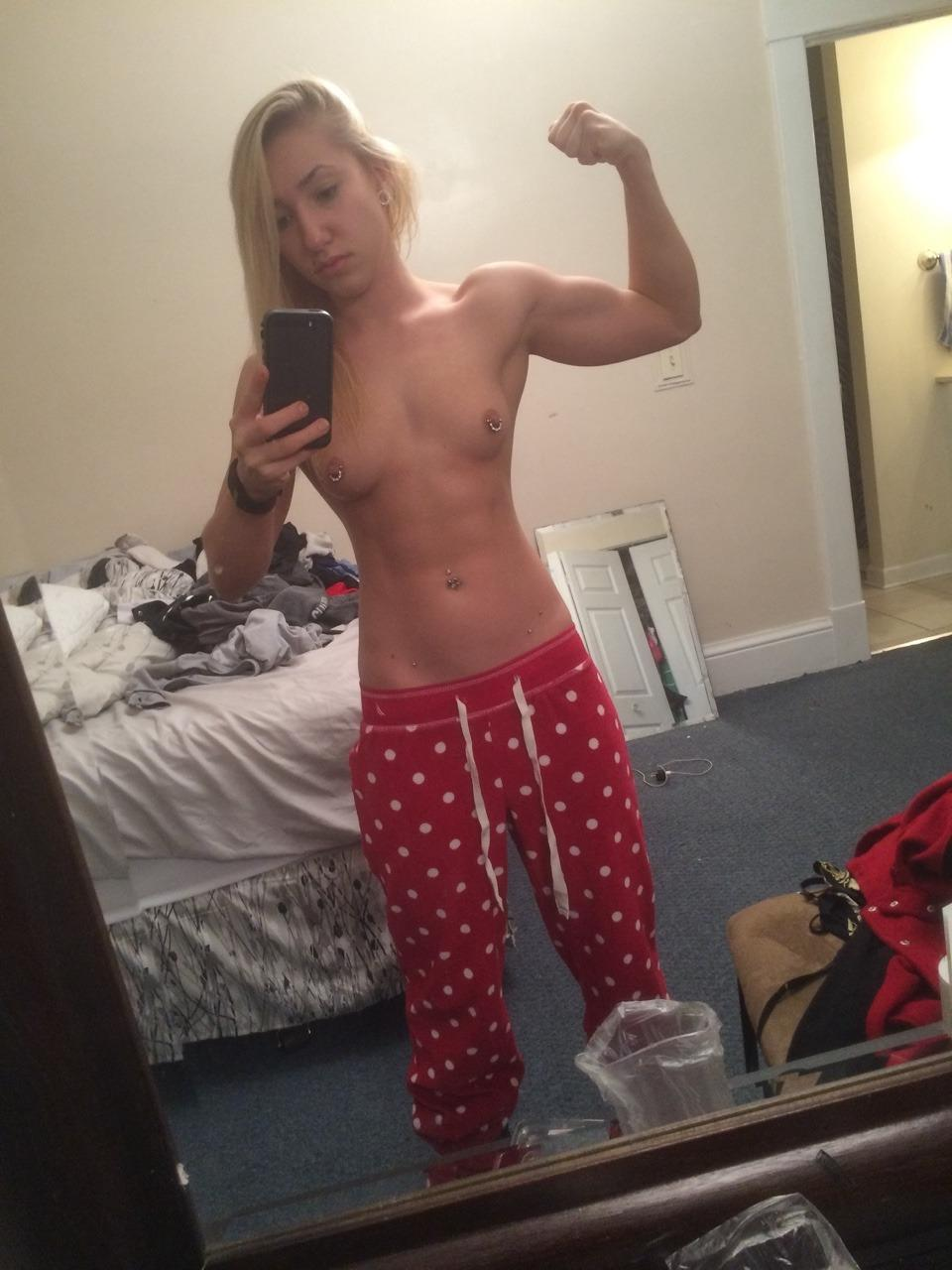Fit Young Lady