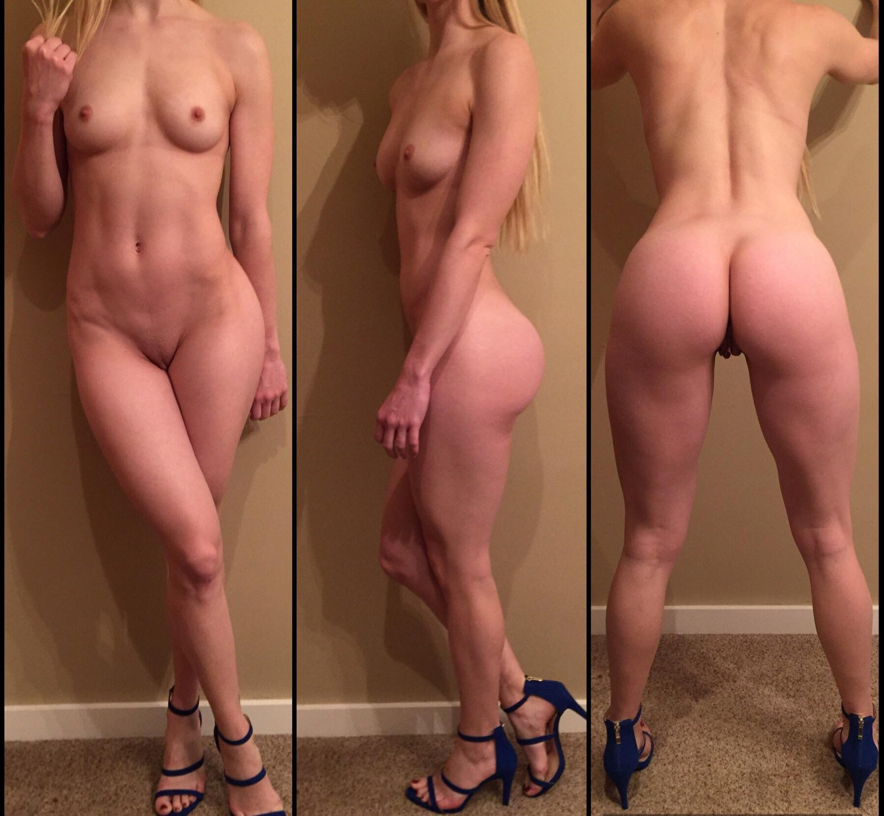 First Post On Here! I'll Wait For You At Home In Nothing But My Heels😜