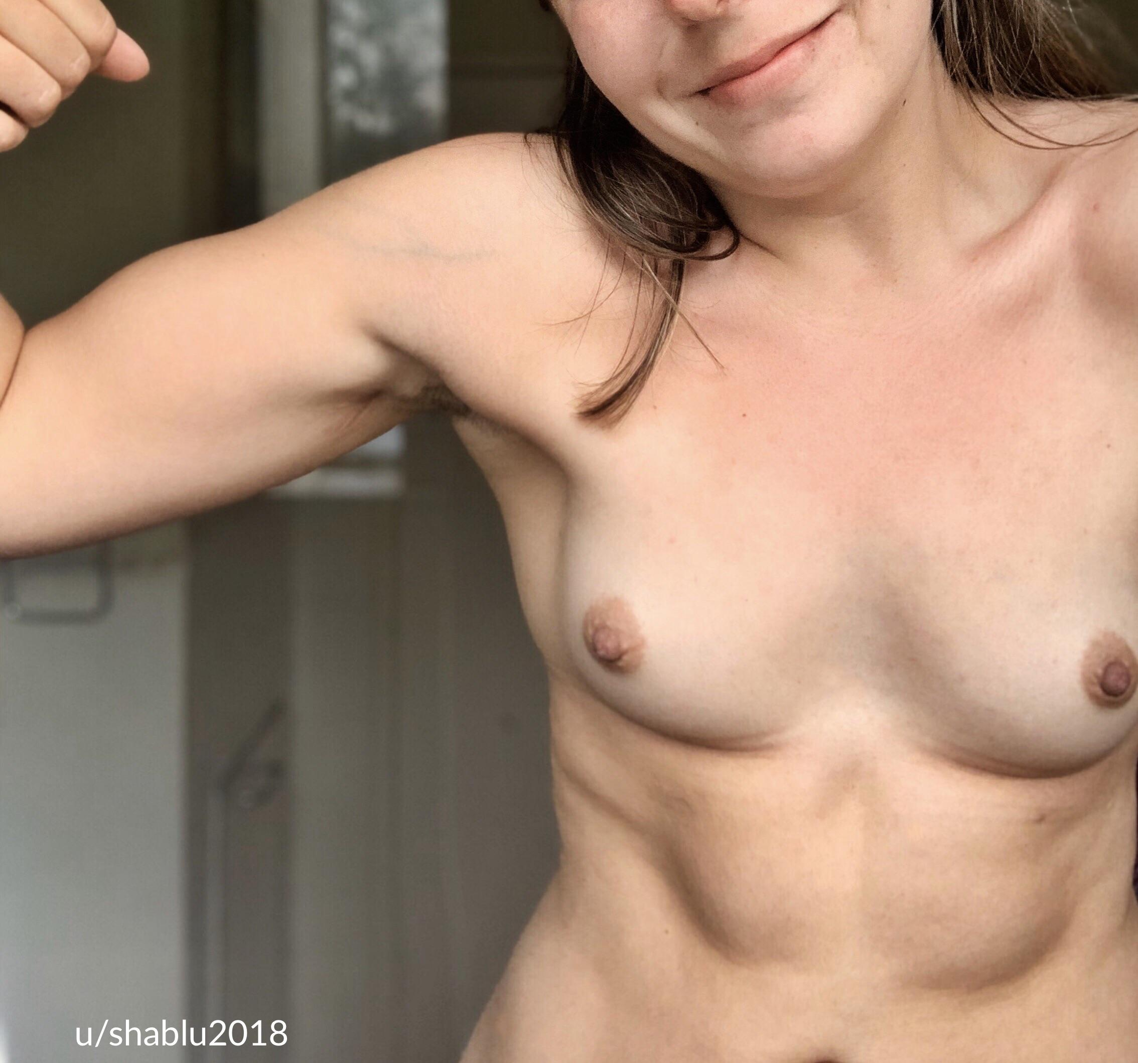 Eeling Strong And Sexy After My Workout 💪🏼😘