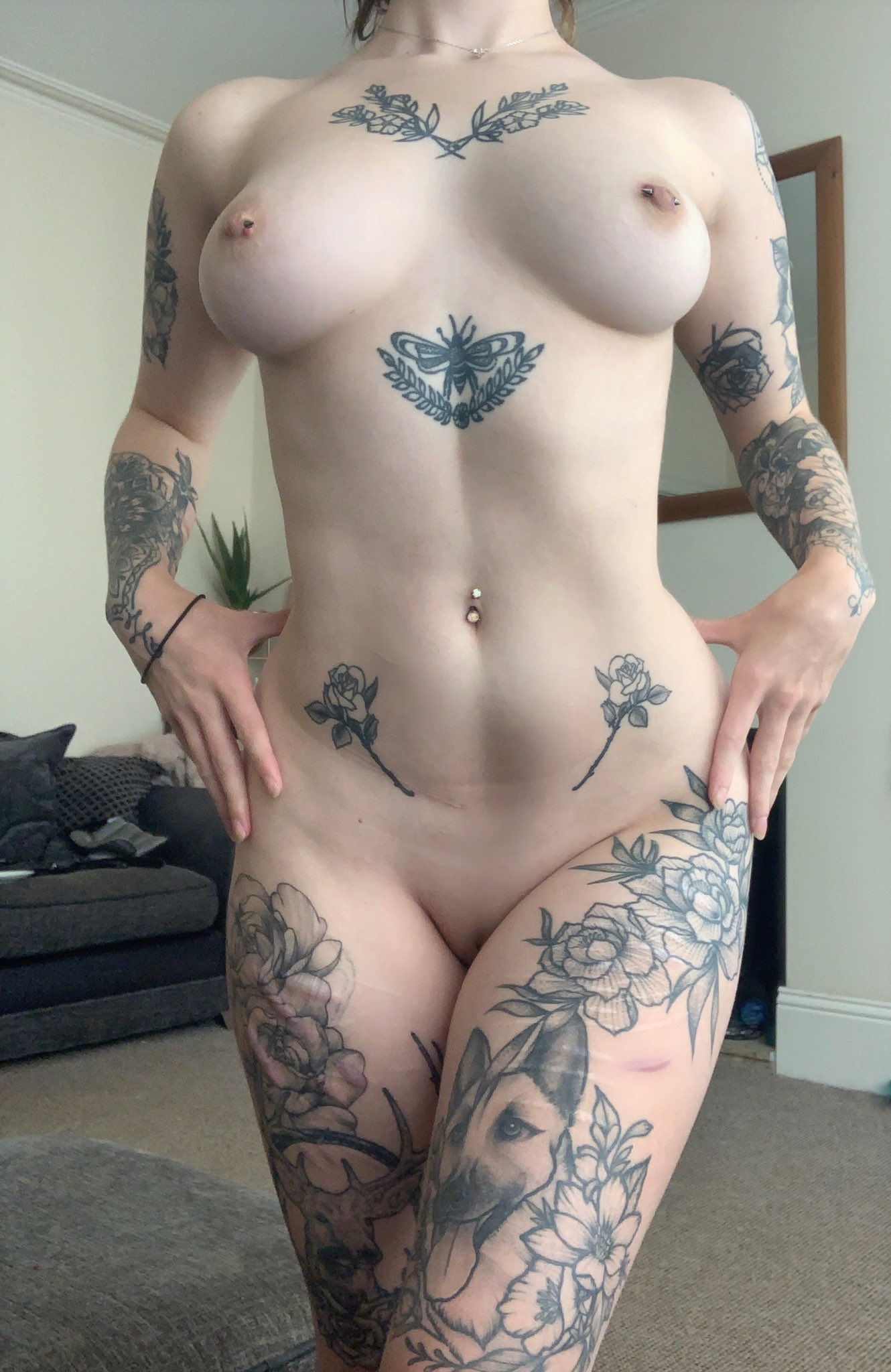 Unbelievable Body And Ink
