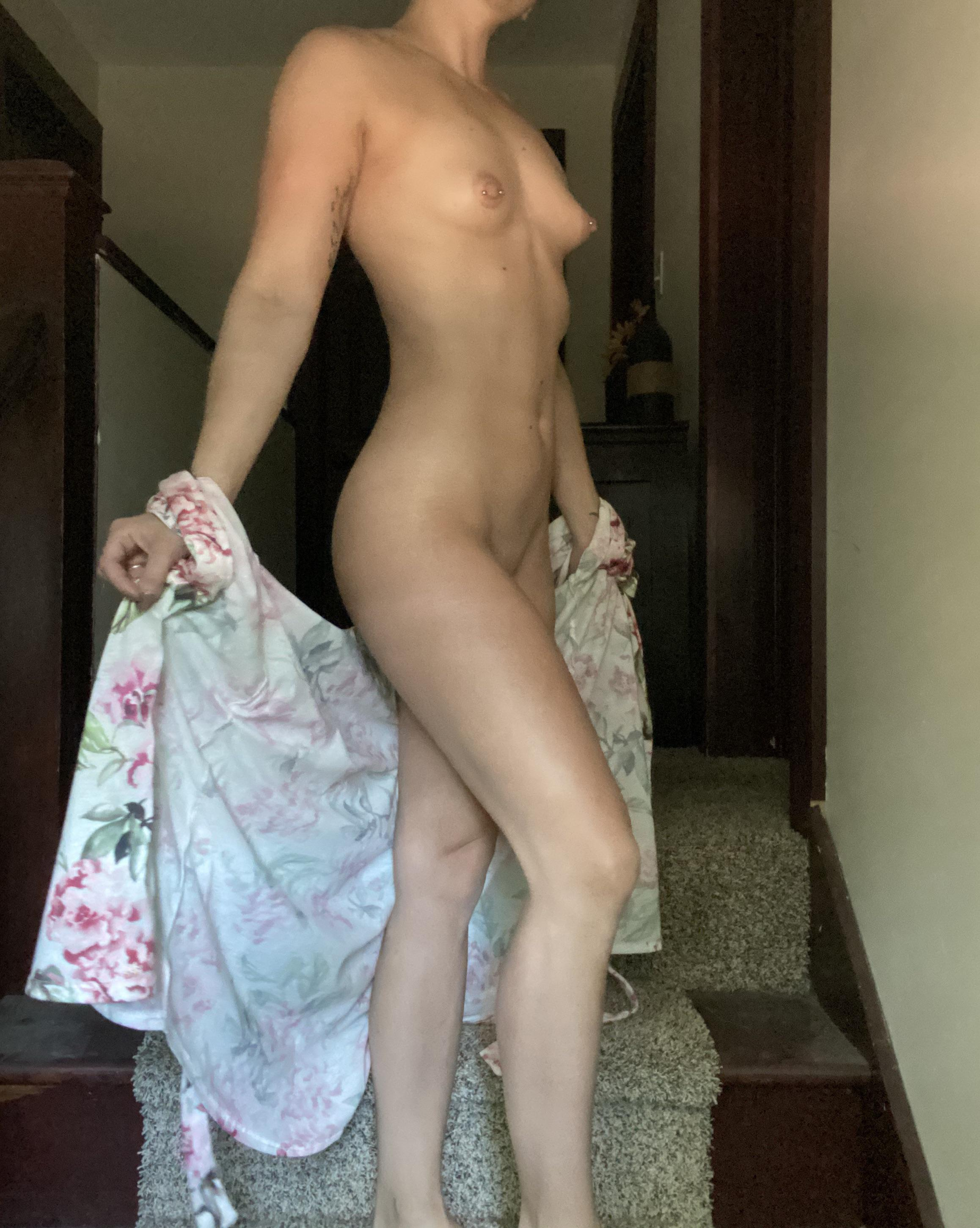 Want To Finish Taking Off My Robe?