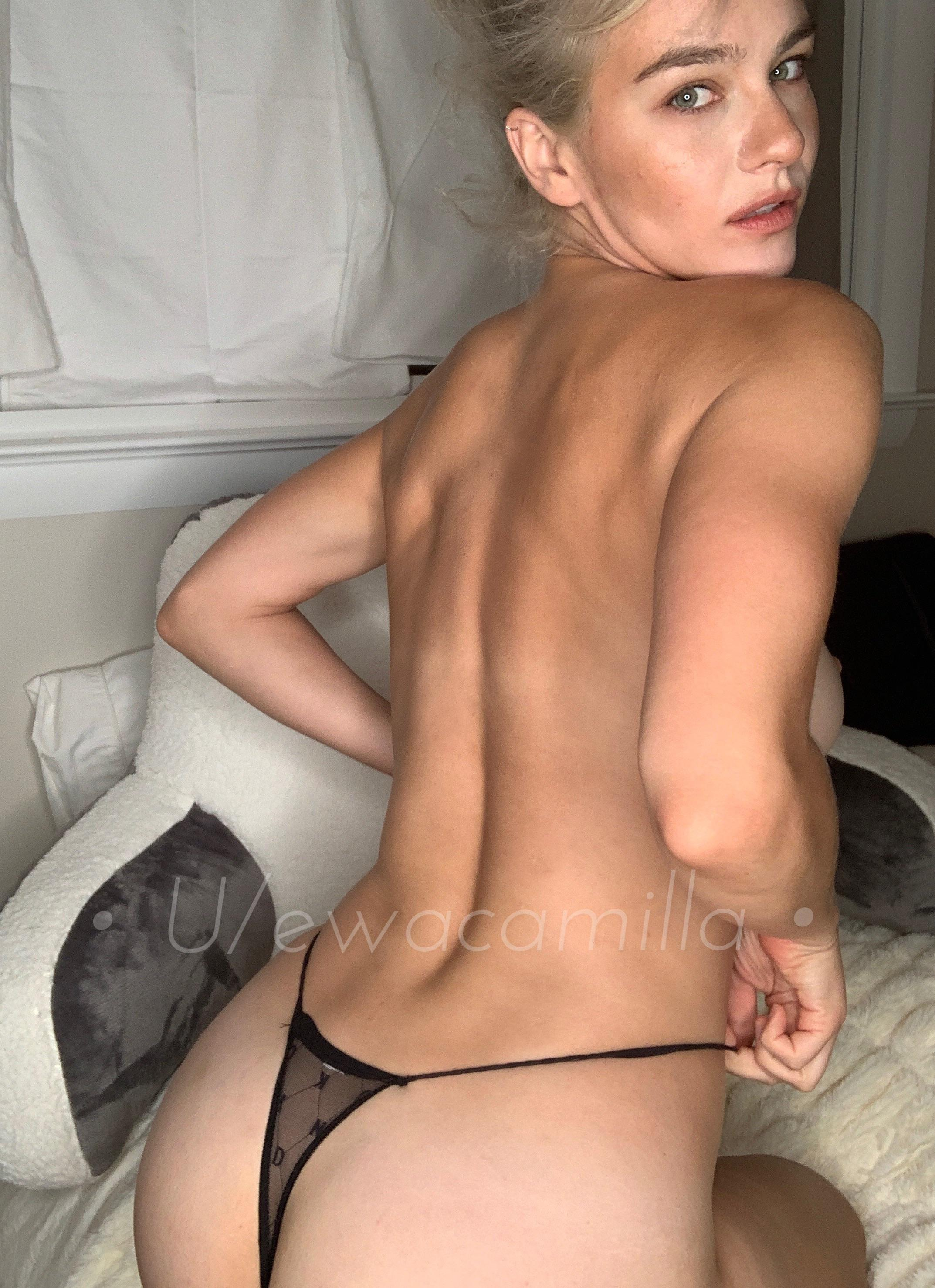 Baby, Do You Think This Thong Suits Me Or Do You Need To See More Of My Ass? 😯 OC