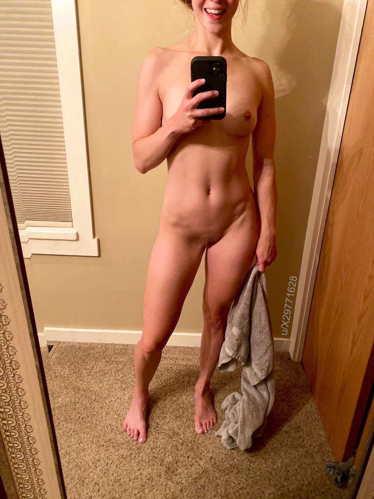 Fresh Out Of The Shower?
