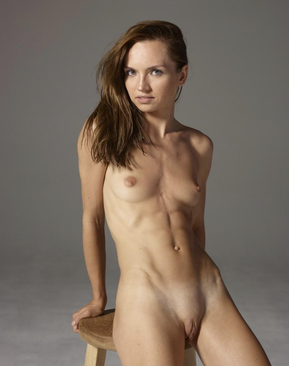 Fit, Naked And Beautiful.