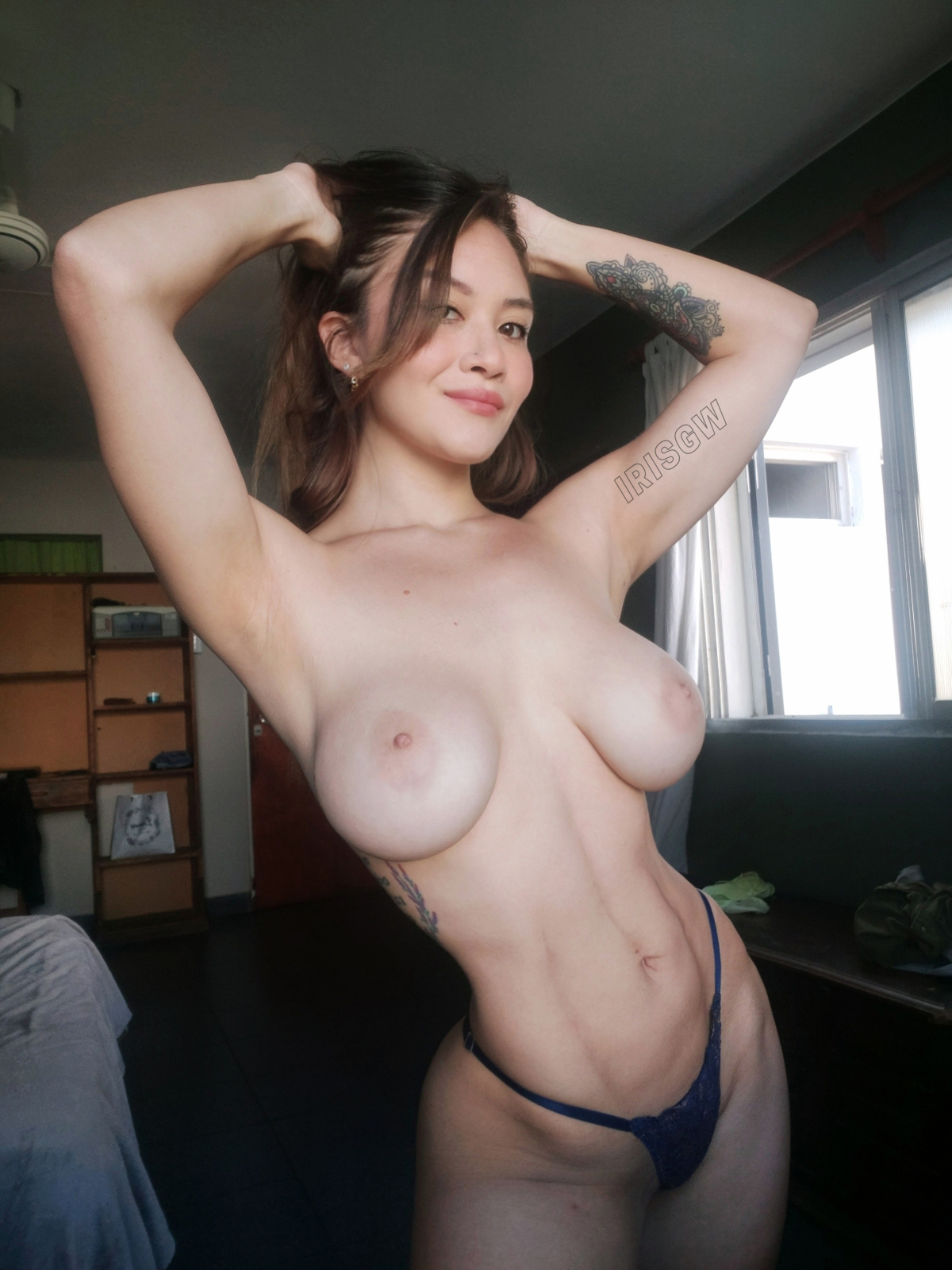 Would You Fuck Me Before Or After Workout?