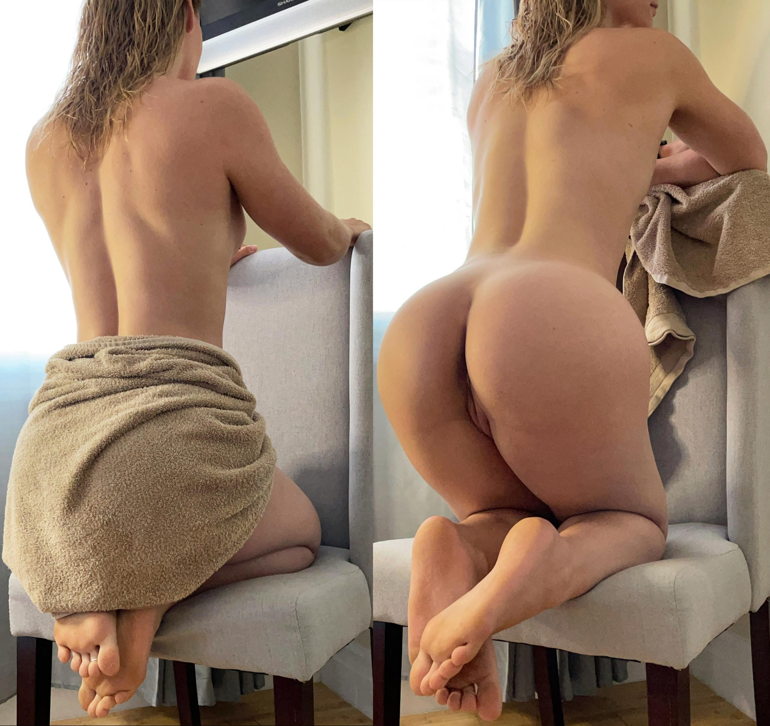 Fuck Me From Behind On This Chair?