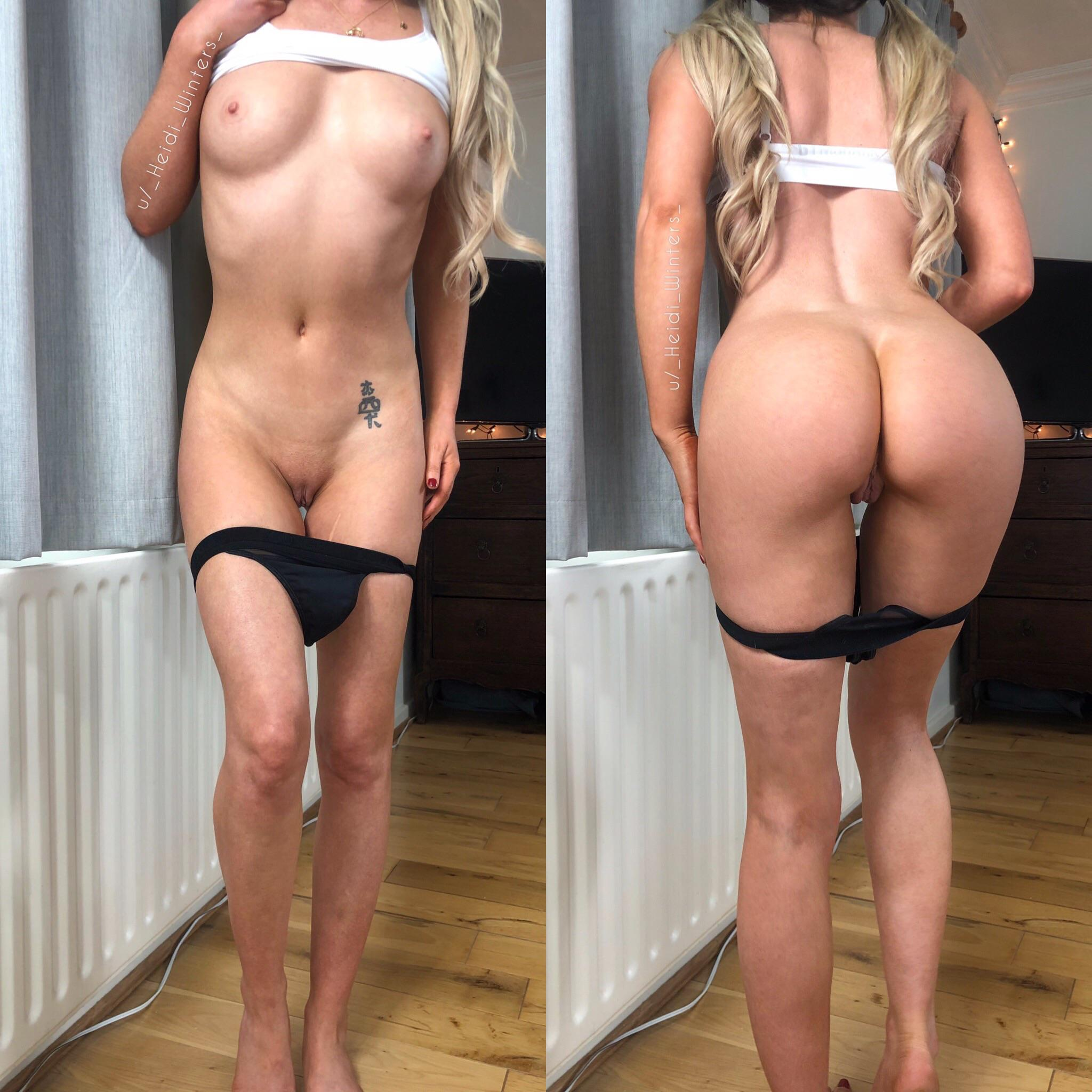 Is Anyone Into Petite, British Blondes?