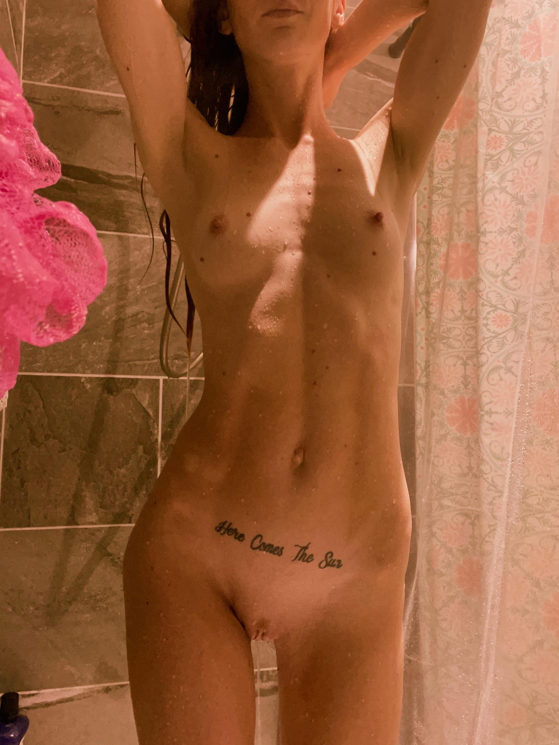 Who Loves Shower Nudes?