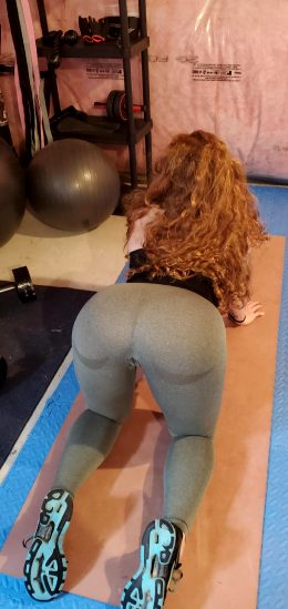 Are These Leggings Too Tight To Wear To The Gym?