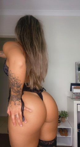 Ass And Tattoos