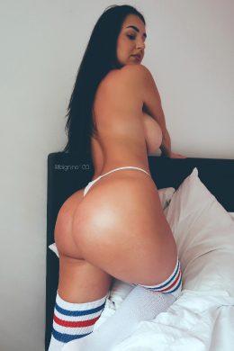 Bam! You Like My Ass?