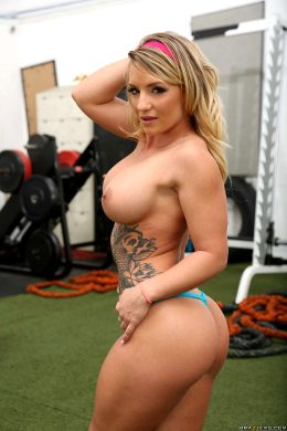 Cali Carter Is Ready For The WOD