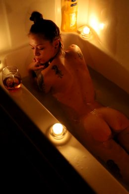 Catch Me In The Tub After The Gym..