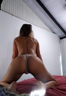 Did You Like My Panties?