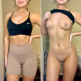 Do You Get Turned On By Cameltoes? I've Always Been Insecure About Mine! 🤔🤔