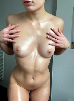 Do You Like My Tits All Oiled Up ?