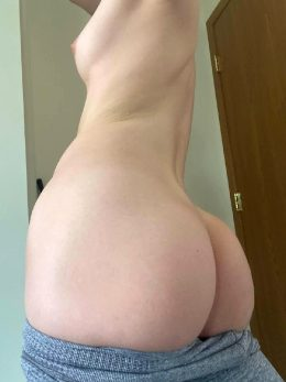 Do You Want To Cum On My Big Ass?💦🍑