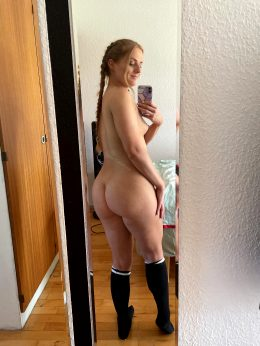 Fit Legs And Booty :)