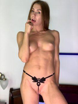 Front Thong