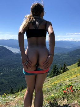 Getting Naked In Nature Is Kind Of My Thing 😋