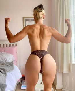 Happy Monday From My Ass And Muscles, You Got This!