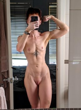 Hope I Am Fit And Naked Enough For You