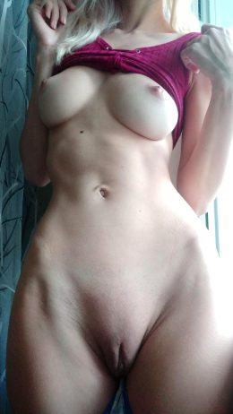 I Like My Tummy On This Pic. But What About My Pussy? ;)