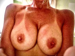 I Liked How My Tits Looked Today Do You??? If I Started An Only Fans Page Would You Pay???