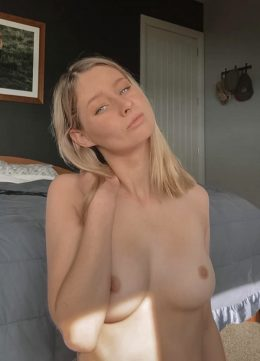 I Love Cream Pies But Would You Cum On My Face Or Tits Next?