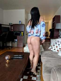 I Think My Legs Are Too Big. He Says He Luvs Em. What Do You All Think, Too Big? ….