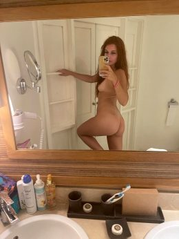 I'd Love To Be Bent Over The Sinks And Fucked Like The Filthy Little Slut I Am…