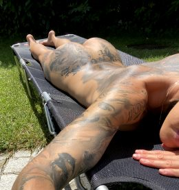 Inked Girl From Europe