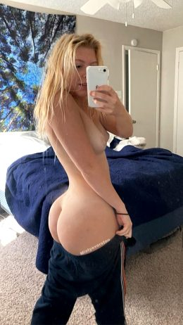 Is Anything Better Than Lazy Days & A Phat Ass?