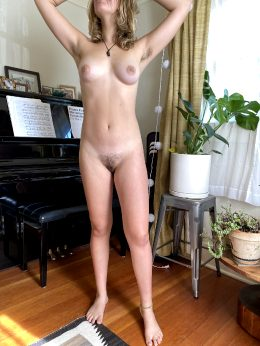 Last Step Before Nude Yoga Is To Open The Window Curtain And Hope Someone Glances In😉💖