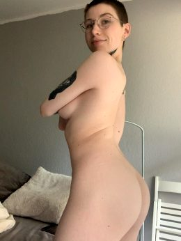My Ass Looks Even Better Bouncing On Your Dick :P