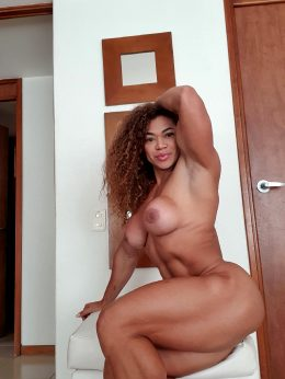My Body Looks Great With My Sexy Armpit And Biceps!