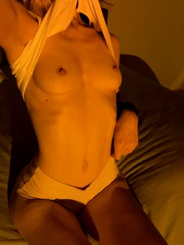 My Nipples Are So Cute When They're Aroused, Don't You Just Want To Pinch Them?