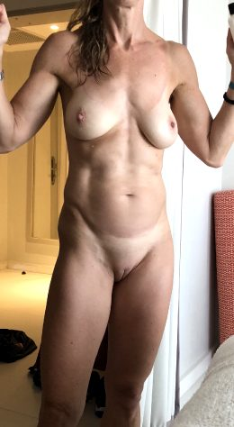 Not Bad For A 52 Year Old MILF
