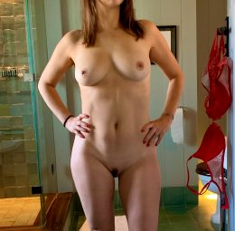 Nude Pose