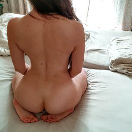 Nudie Booty And My Bare Feet