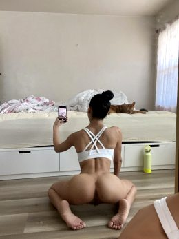 Post Workout Booty?